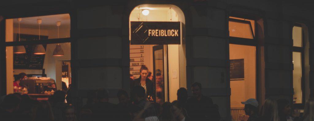 Kneipenrally vom Café Freiblock